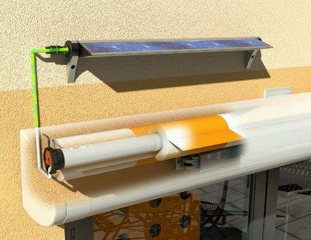 Solar-Antrieb
